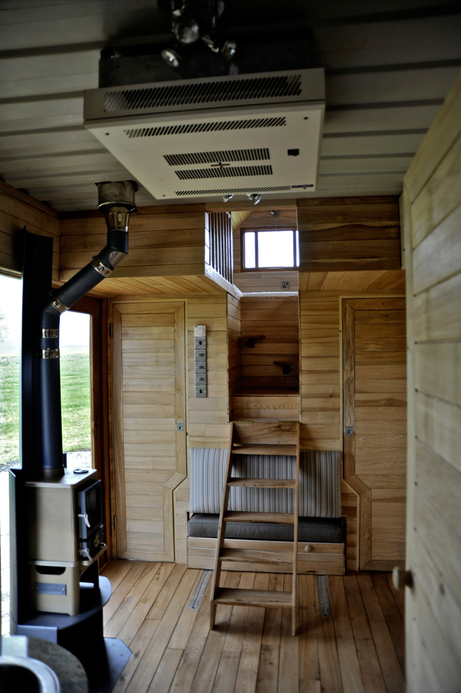 Tiny Wooden House Tiny House Swoon