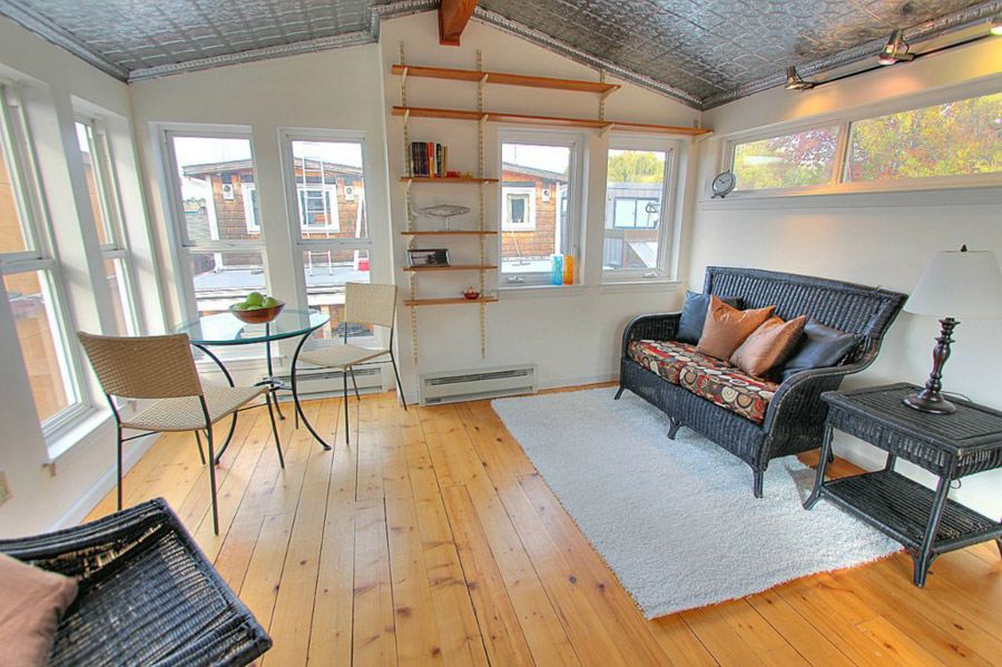 Whimsical Floating Home - Tiny House Swoon
