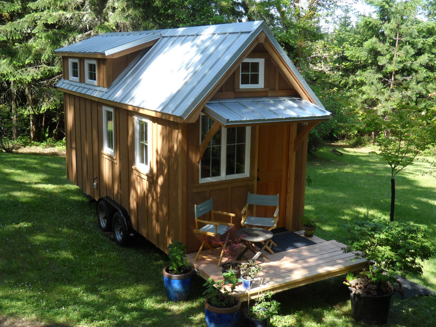 Ynez Tiny House Tiny House Swoon