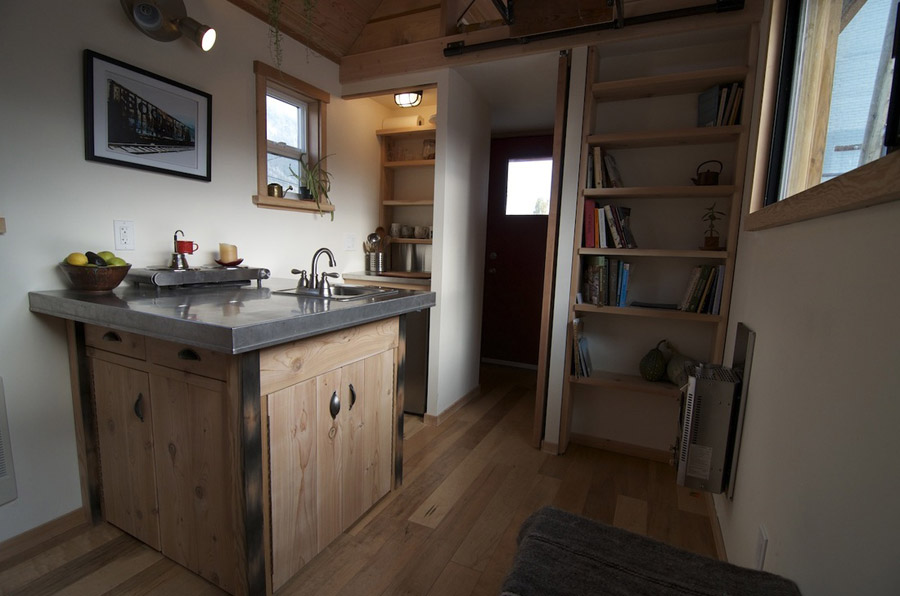 Acorn House Tiny House Swoon