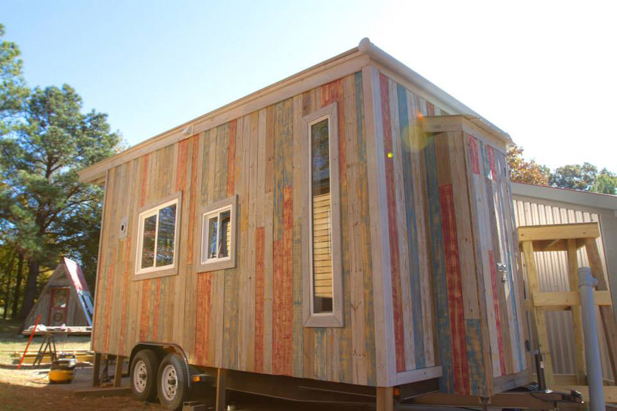 The Wedgie Tiny House Swoon
