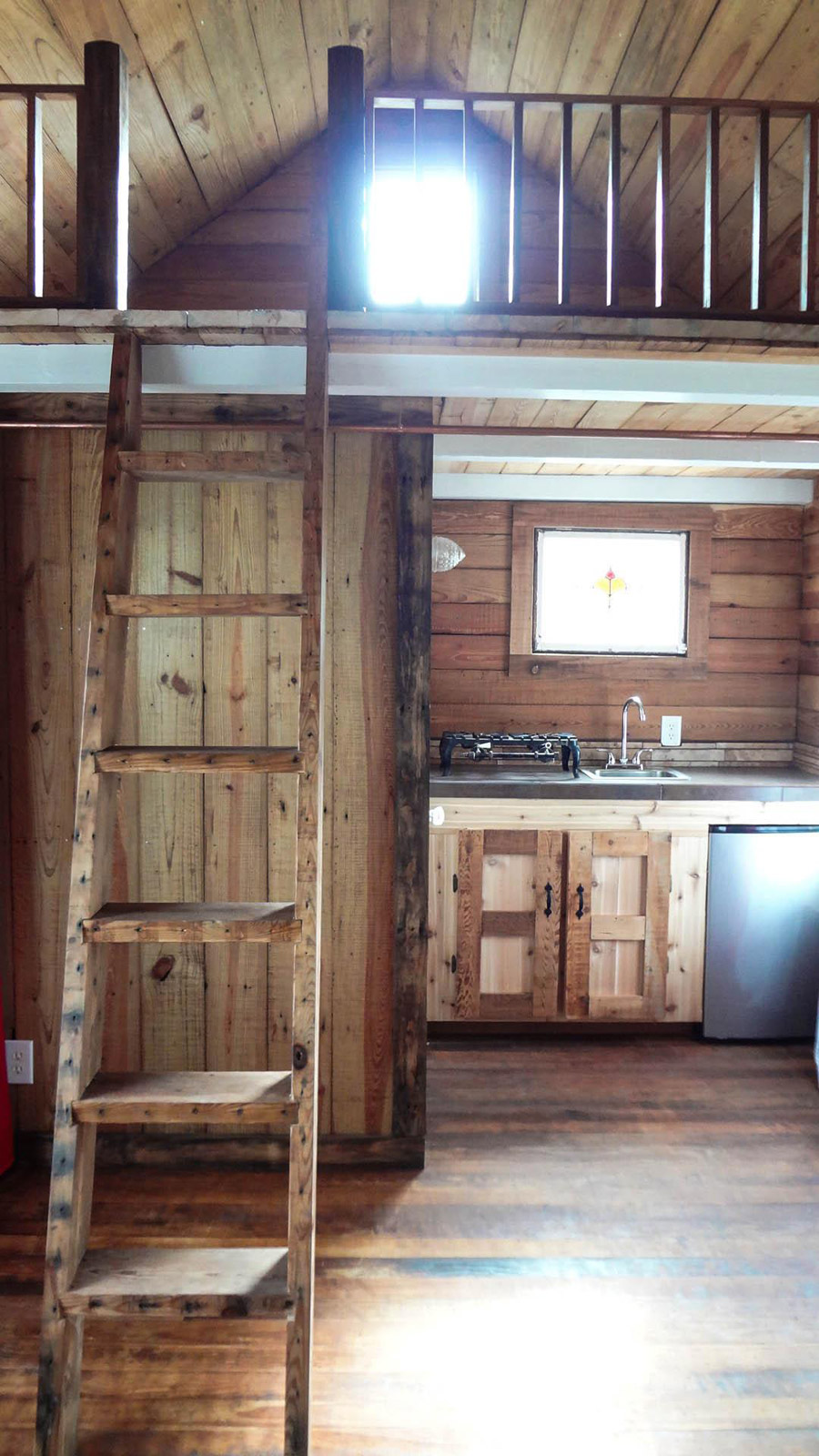 Mini Cabin Plans Do It Yourself Cabin Plans Mini House: Tiny House Reclaimed
