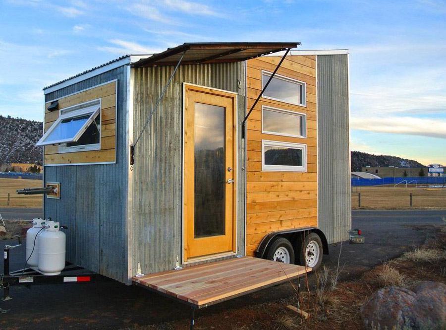 Boulder tiny house tiny house swoon for Tiny house minimalist