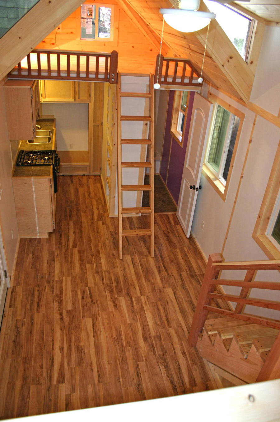 Redwood tiny house tiny house swoon for 2 bathroom tiny house