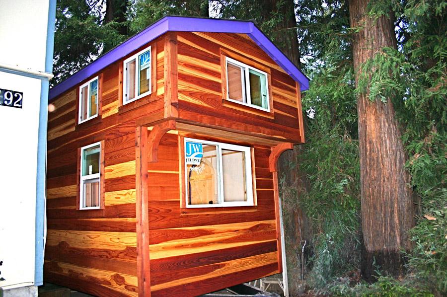 Redwood Tiny House Tiny House Swoon