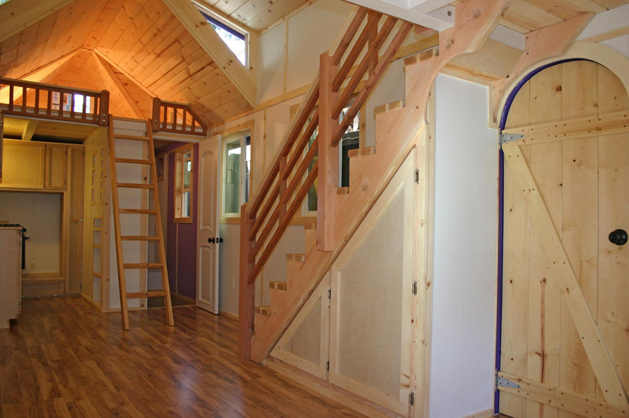 redwood tiny house a