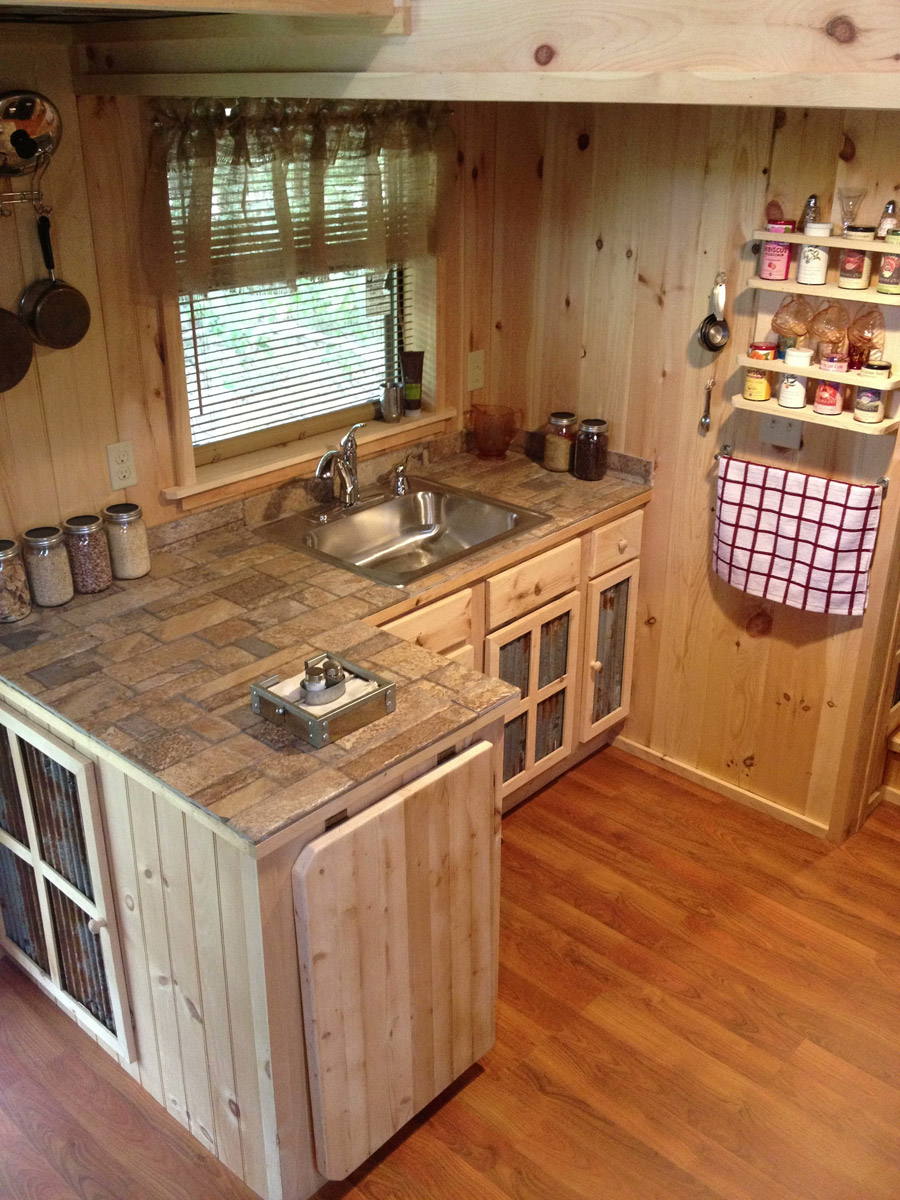 A 240 Square Feet Tiny House