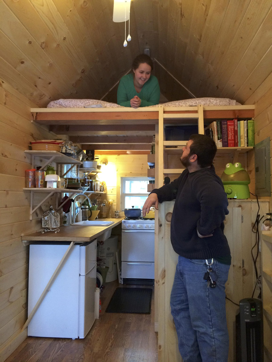 Boone Tiny House Tiny House Swoon