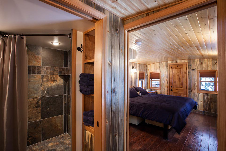 Great Northern Caboose Tiny House Swoon