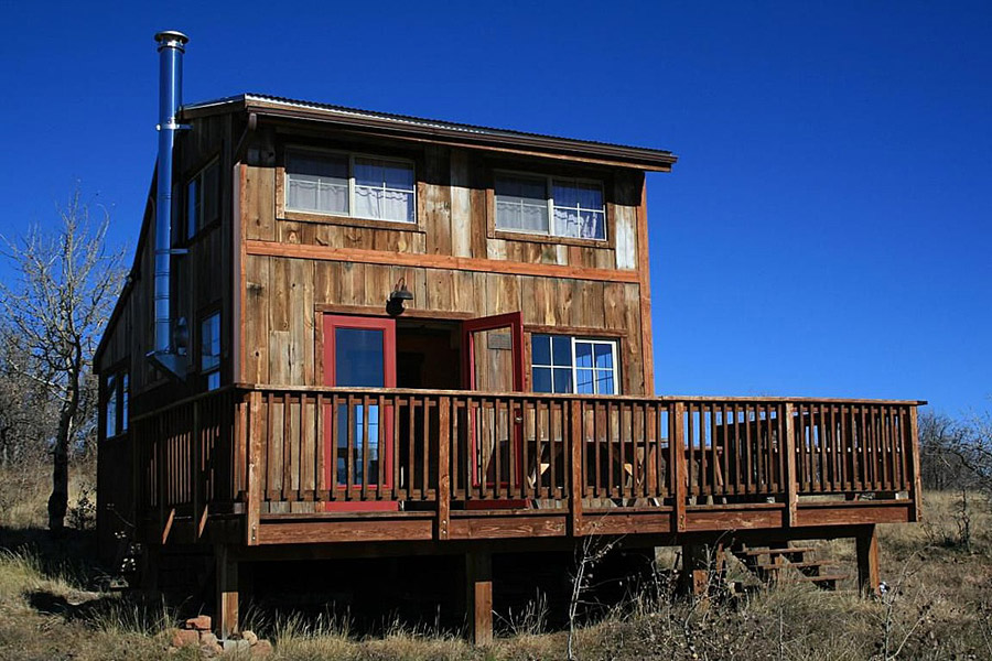 Long Range Colorado Cabin Tiny House Swoon
