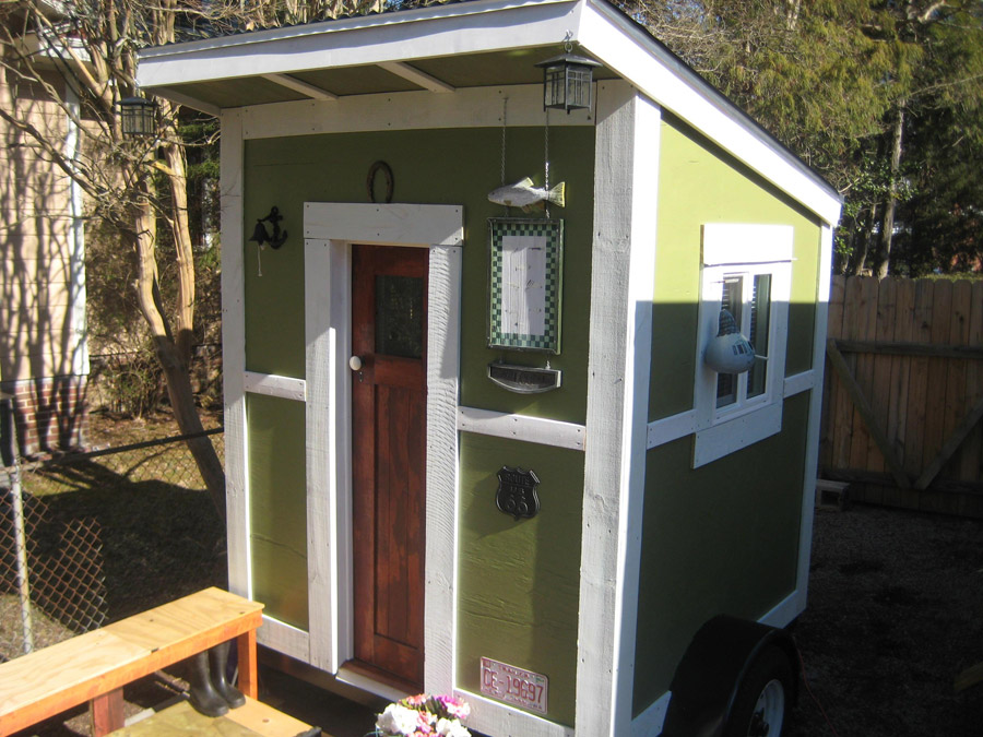 The Nest Tiny House Swoon