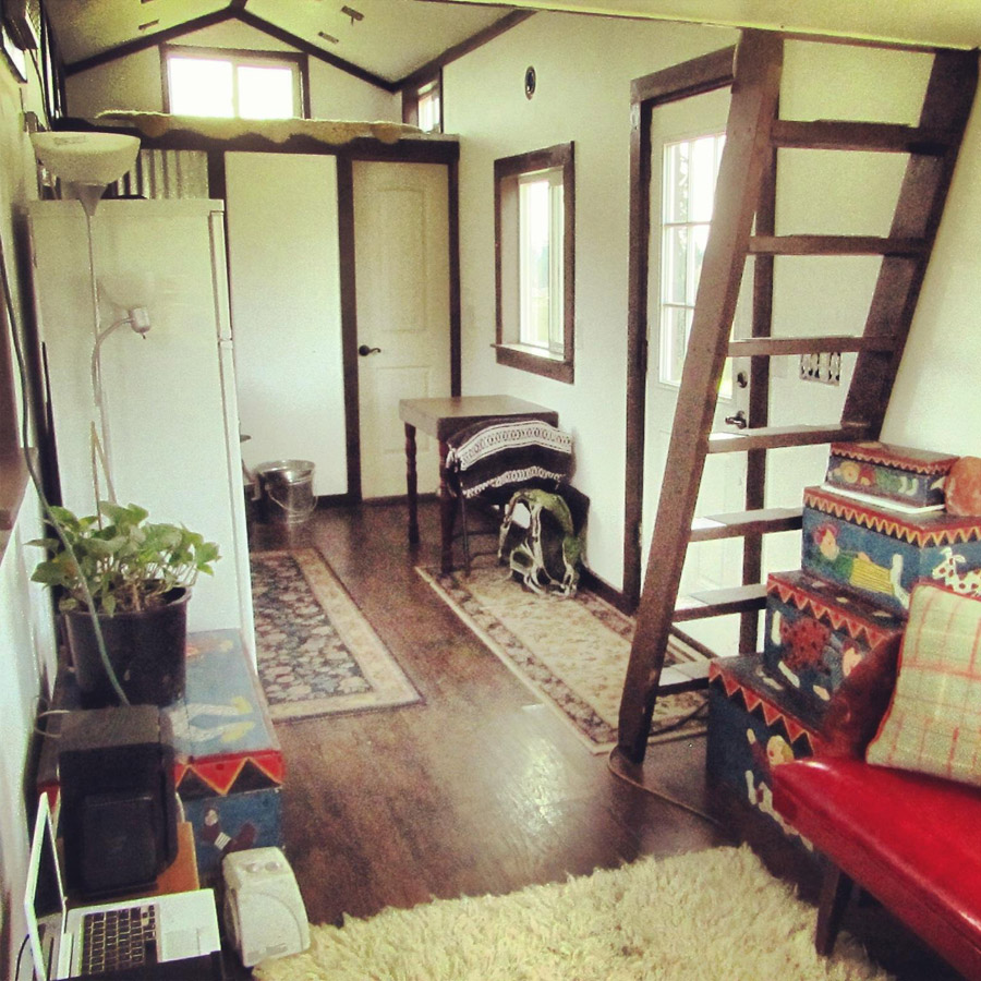 Chateau De Reves Tiny House Swoon