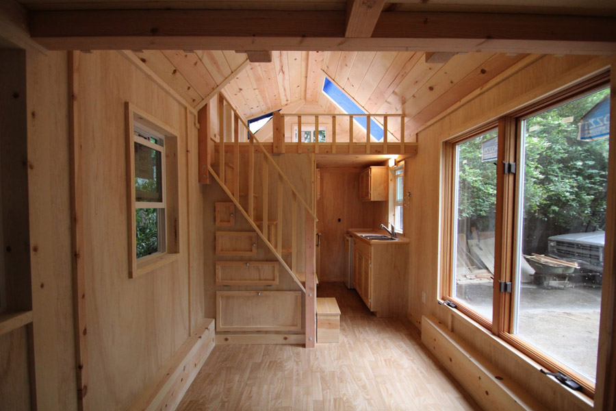 an error occurred - Tiny House Stairs 2