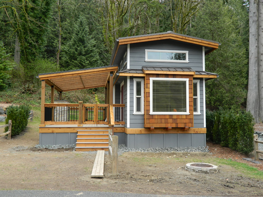 Wildwood Cottage Posted Bytiny House Listings