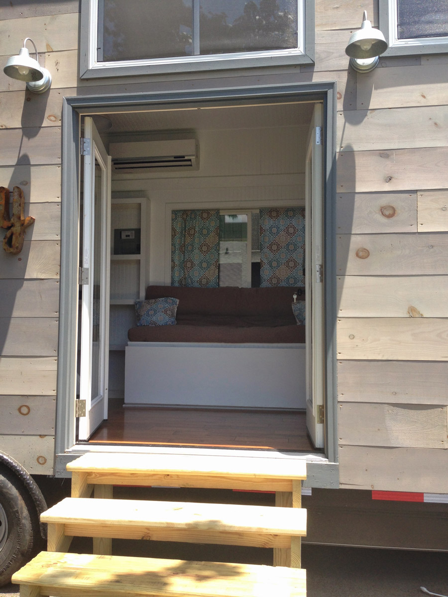 Music City Tiny House Tiny House Swoon