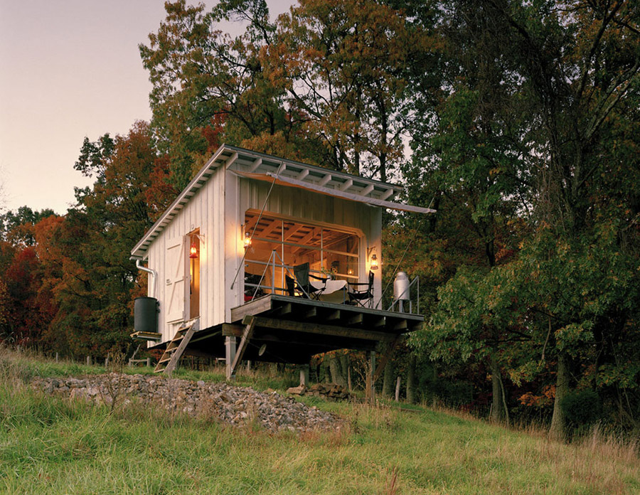 The Shack Tiny House Swoon