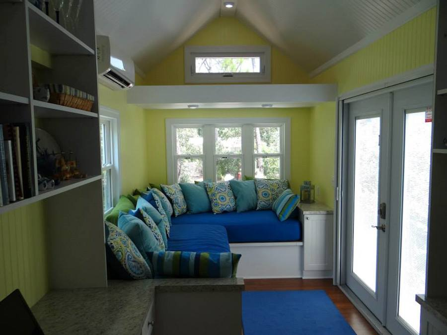 St George Island Tiny House Tiny House Swoon