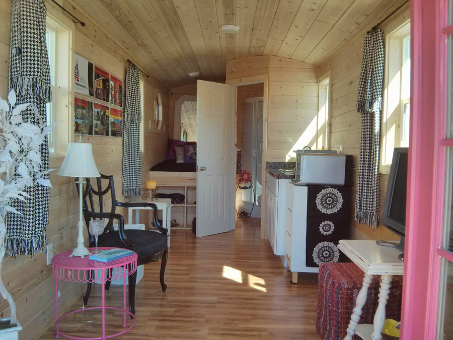 The ruby tiny house swoon - Theusd tiny house freedom onsquare feet ...