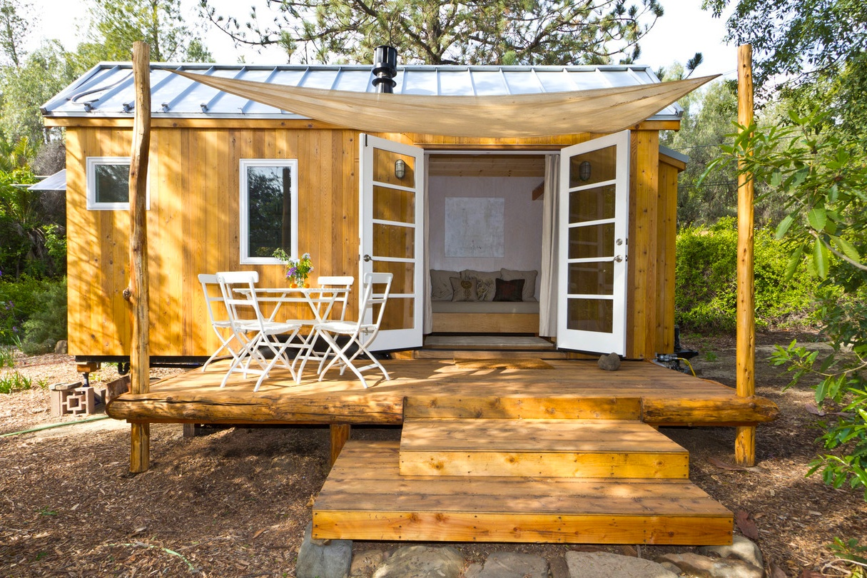 vinas tiny house - Tiny Houses California