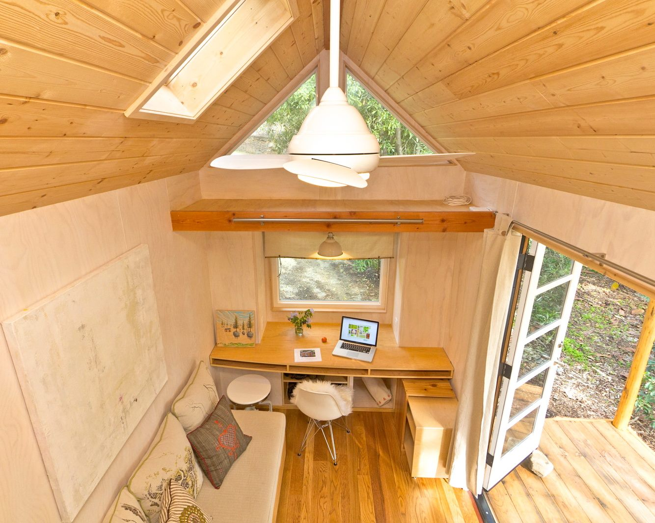 vinas tiny house 2 - Tiny Houses California