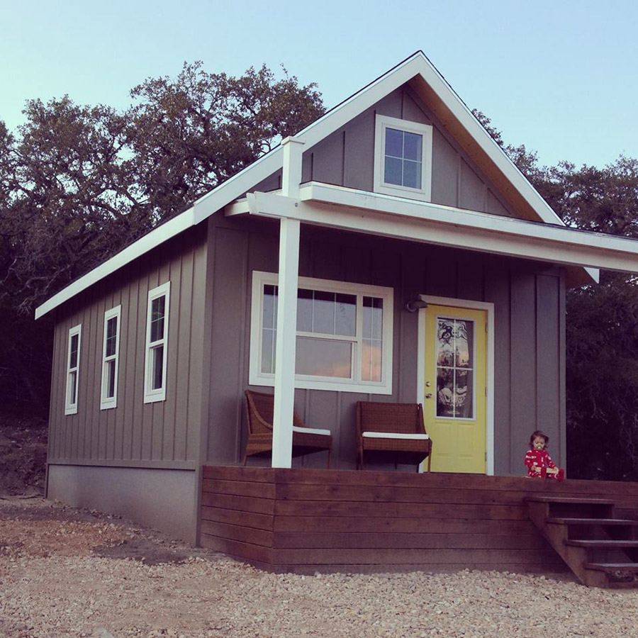 Kanga cottage tiny house swoon for Little house