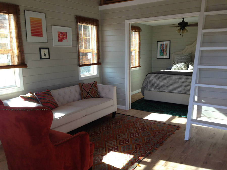 Kanga Cottage Tiny House Swoon