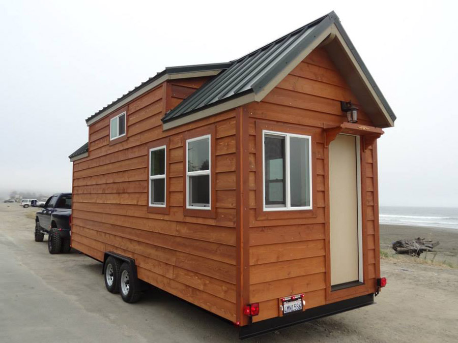 The jefferson tiny house swoon for 300 square foot cabin
