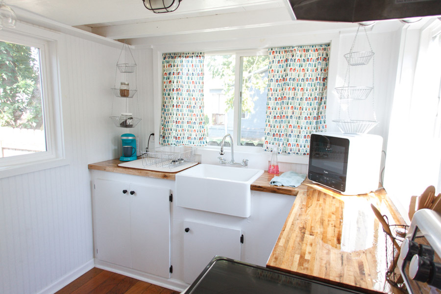 the 2x4 2 - Tiny House Kitchen 2