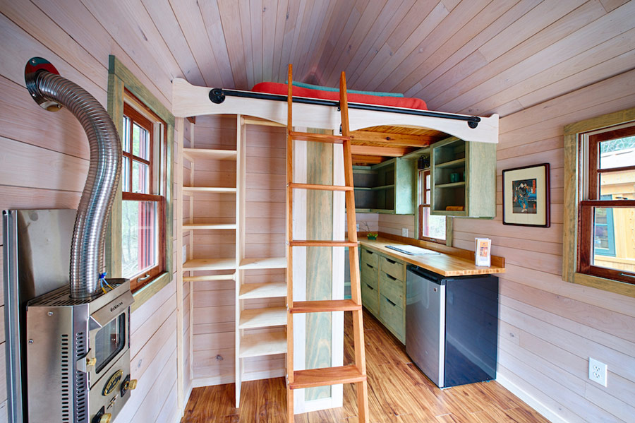 Tiny Home Designs: Wishbone Tiny Home