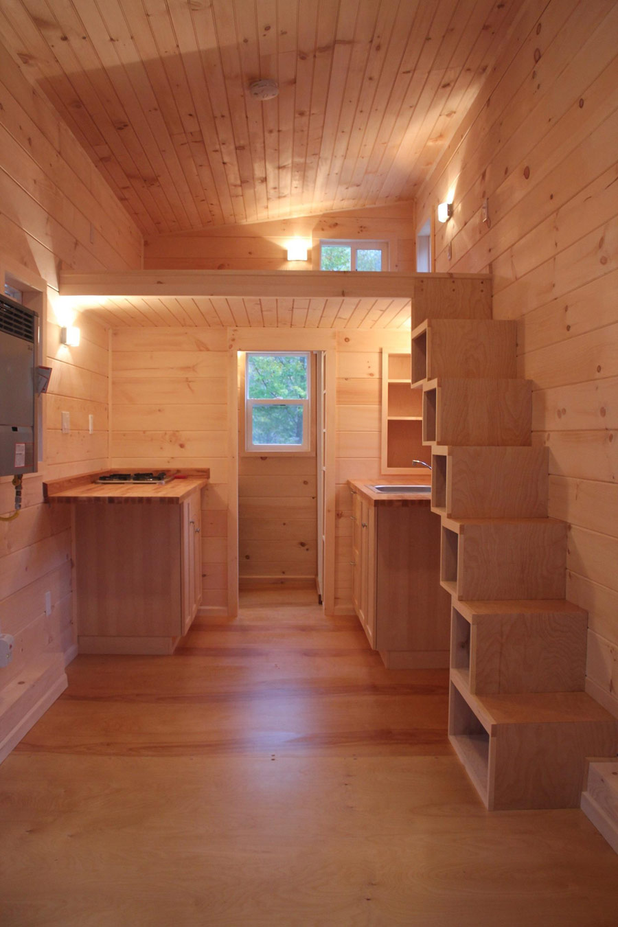 Sherwood Tiny Home Tiny House Swoon