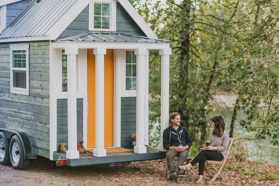 Heirloom Tiny Home Tiny House Swoon