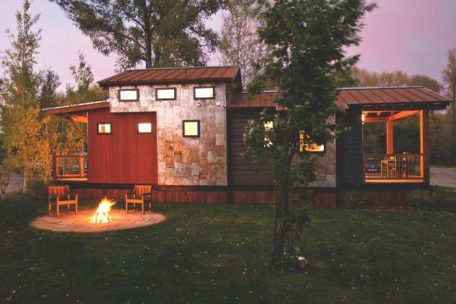 wheelhaus caboose  tiny house swoon, Tiny Houses/