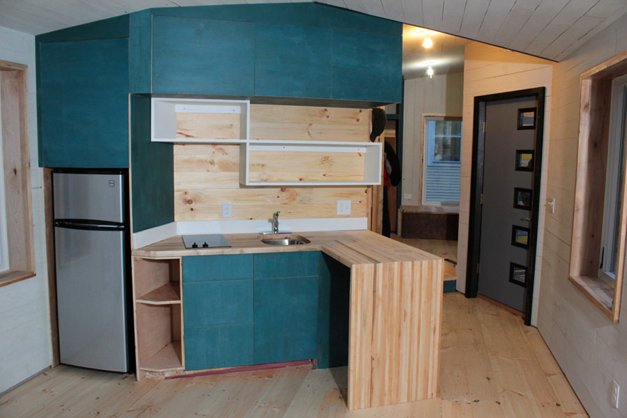 Bennington House Tiny House Swoon