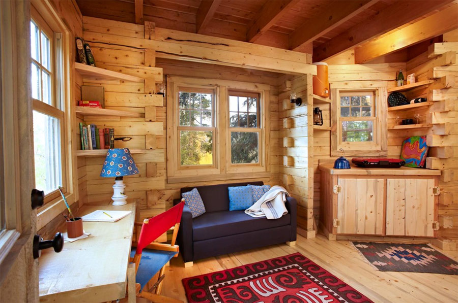 Denver Treehouse Tiny House Swoon