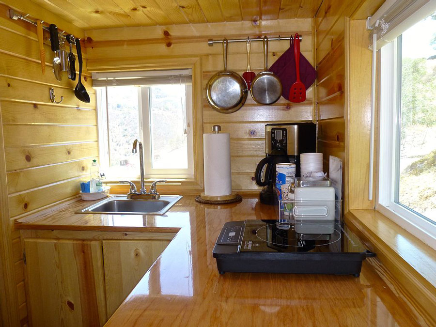 fallbrook tiny house 5 - Tiny Houses California
