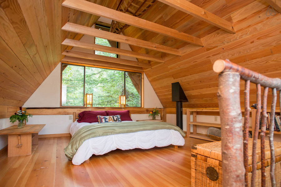 Japanese Forest House Tiny House Swoon