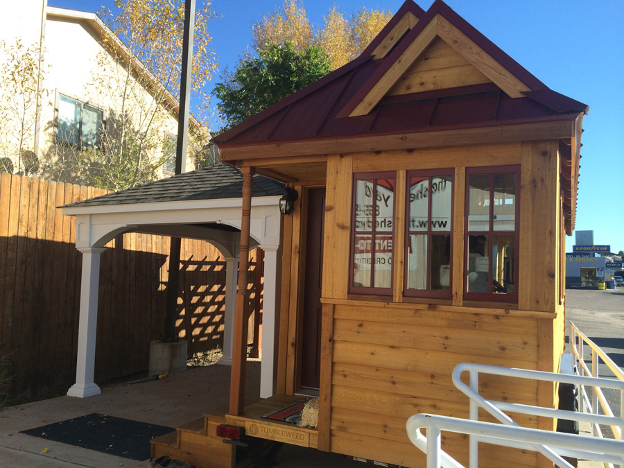 Tumbleweed cypress 24 equator tiny house swoon for Cypress house