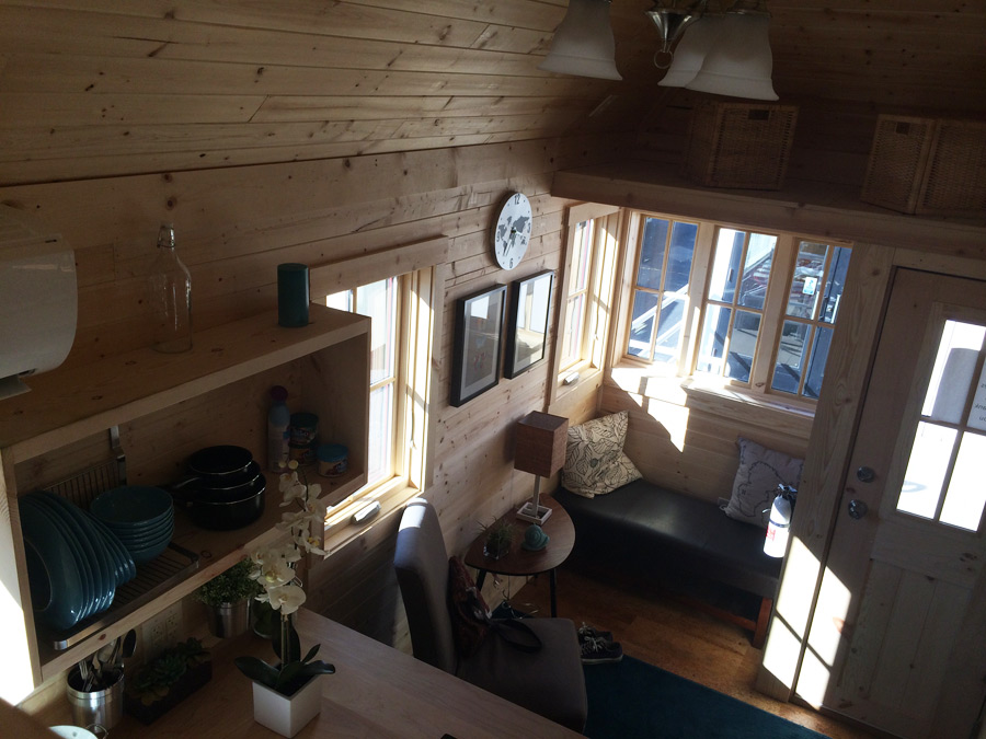 Tumbleweed Cypress 24 Equator Tiny House Swoon