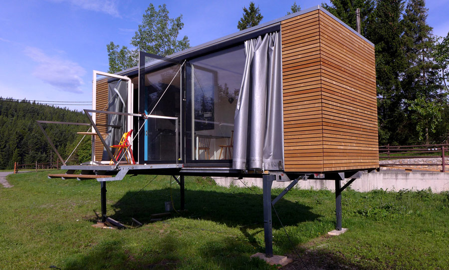 the nomadic 7 - Tiny House Mobile