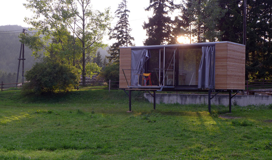 Tiny House Kaufen the nomadic tiny house swoon
