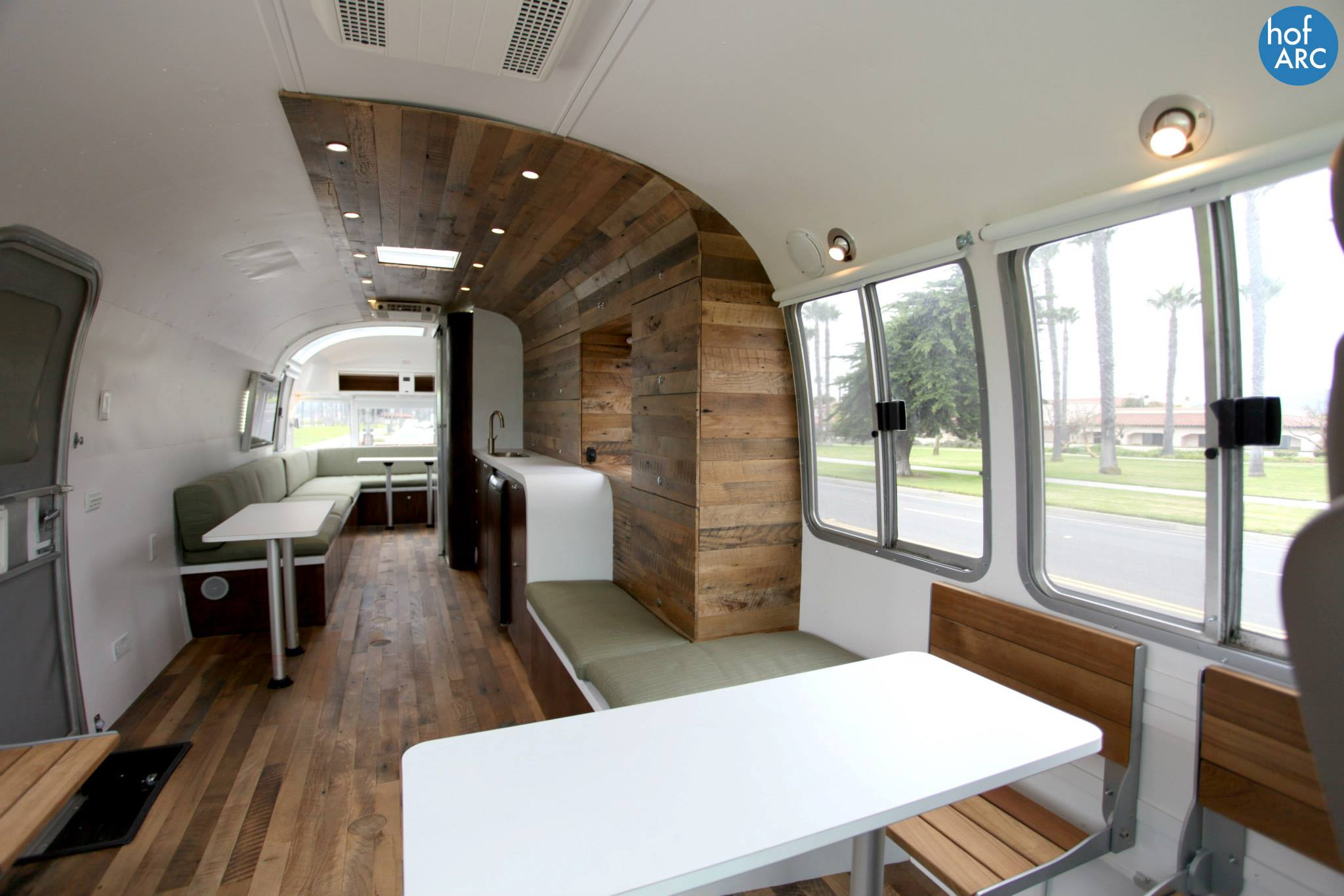 Updating Mobile Home Interior