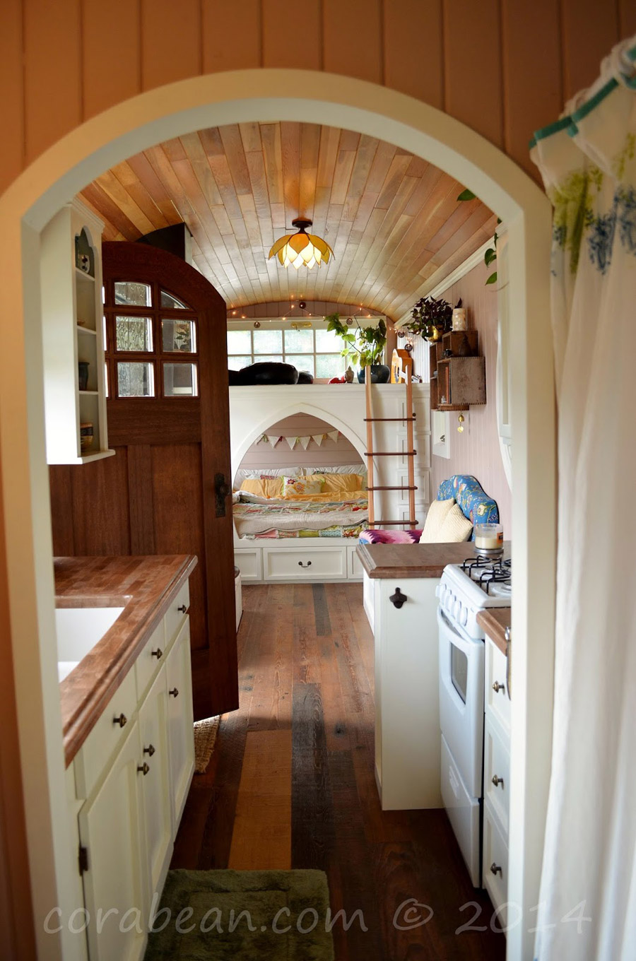 House Bus Tiny House Swoon