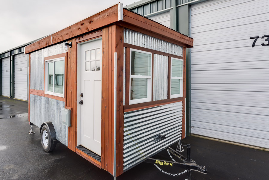 Walden Tiny House Swoon