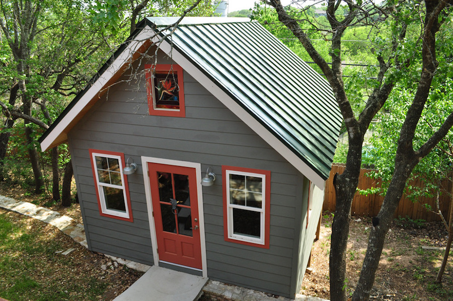 Cottage Studio Tiny House Swoon