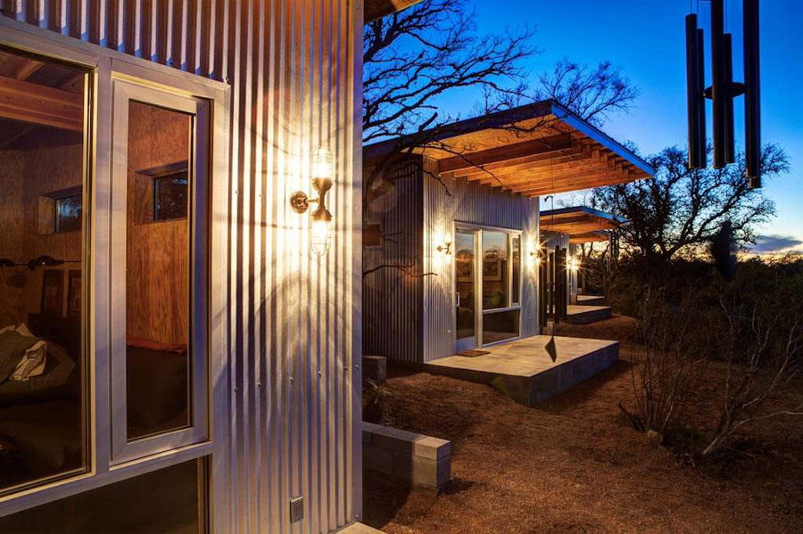 llano exit strategy matt garcia design 3 - 10+ Small House Compound Design  Images