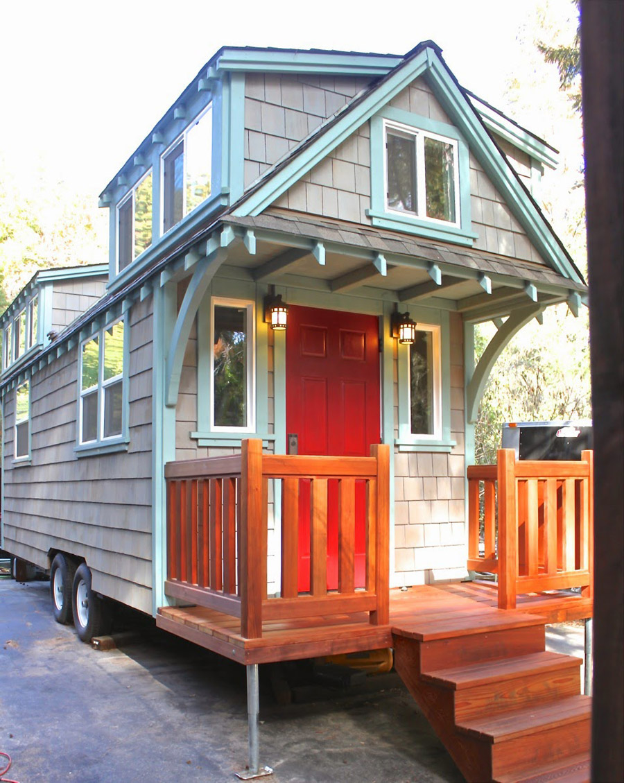 Molecule Craftsman Bungalow Tiny House Swoon