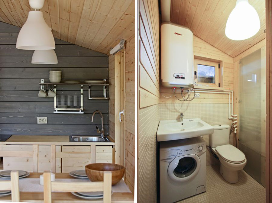 Dubldom Tiny House Swoon