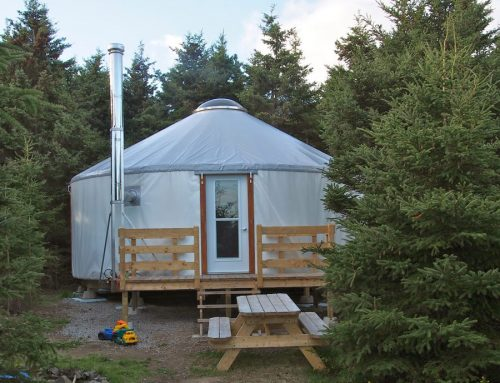 Island Yurt