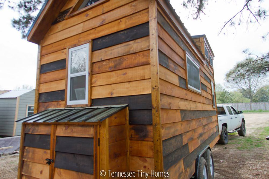 K10 Tiny Tiny House Swoon