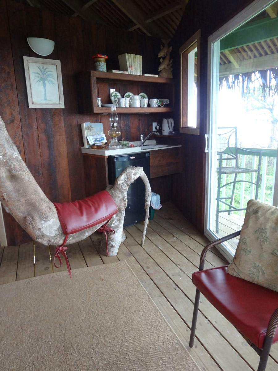 Lupe Sina Tiny House Swoon